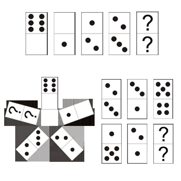 Astuce Domino Test Psychotechnique